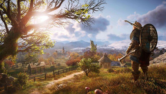 Assassin's Creed Valhalla: Infos zu Macht und gewaltfreiem Spielfortschritt