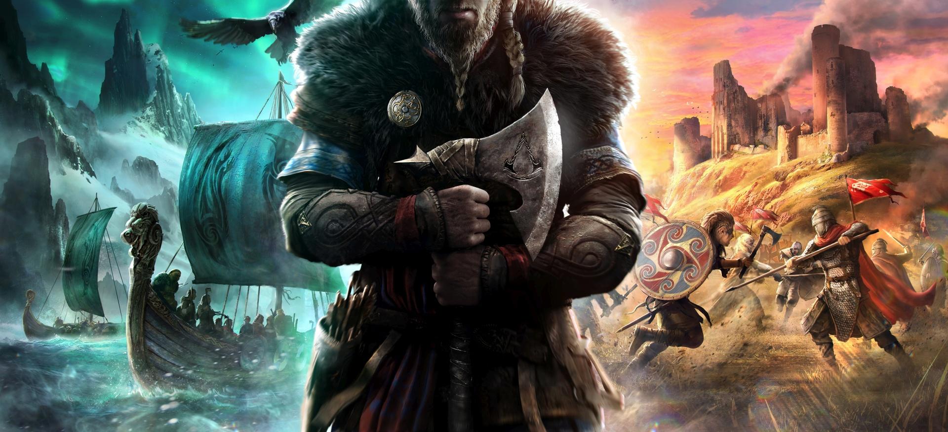 Assassin's Creed ValhallaArt_Bosslogic