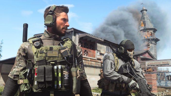 Call of Duty Modern Warfare & Warzone: Drittes High Resolution-Paket verbessert erneut die Texturen