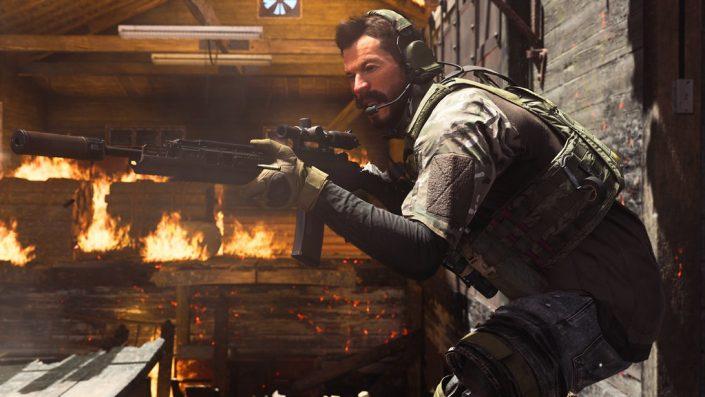 Modern Warfare und Warzone: Free-2-Play-Event für Multiplayer und Update mit Data Pack 1-Pflicht