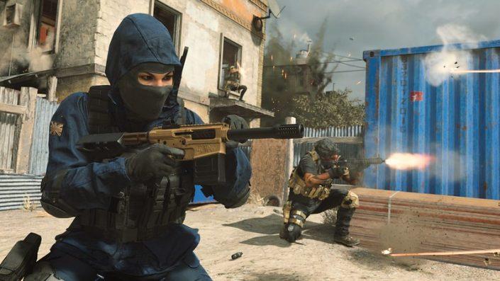 Call of Duty Modern Warfare & Warzone: Neues Update schwächt die SP-R 208 und die AS VAL ab