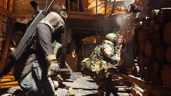 Call of Duty Modern Warfare & Warzone: Neue Playlist-Updates und Double XP-Events
