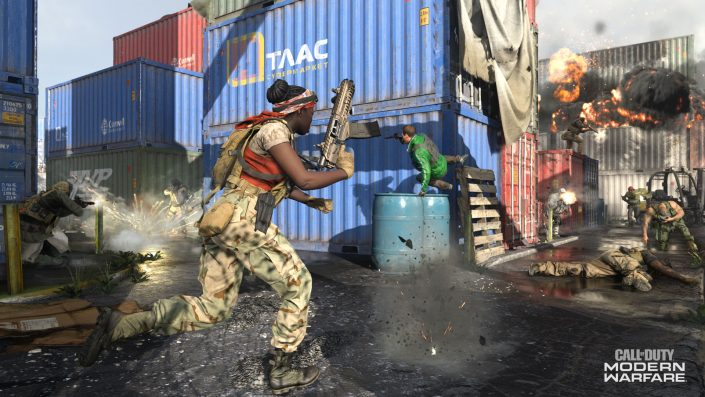 Call of Duty Modern Warfare & Warzone: Double-XP-Wochenende startet heute – Shipment ist zurück