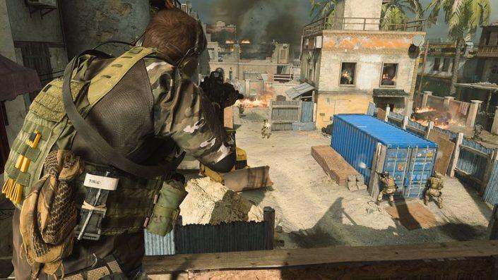 Modern Warfare und Warzone: Neues Update entfernt Most Wanted Contracts