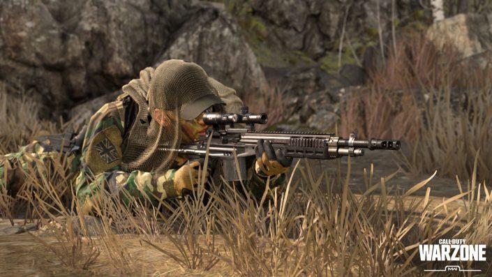Call of Duty Modern Warfare & Warzone: Reloaded-Update mit 200-Spieler-Schlachten und mehr verfügbar