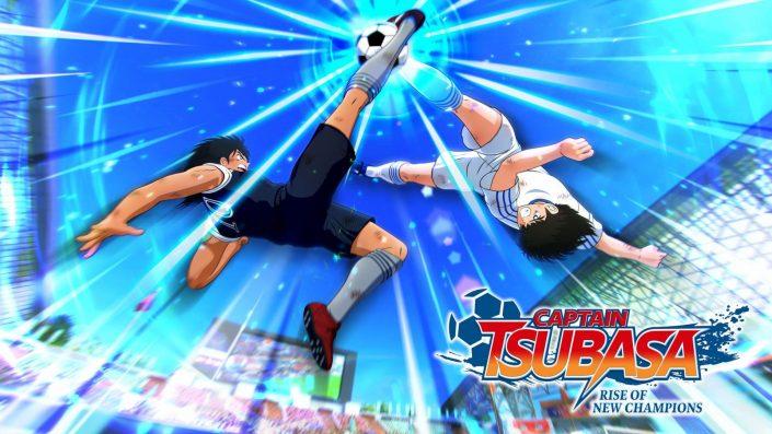 Captain Tsubasa – Rise of New Champions: Screenshots zeigen Szenen auf und neben dem Spielfeld