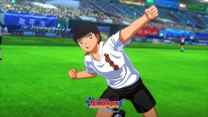 Captain Tsubasa Rise of New Champions: German Junior Youth im Trailer vorgestellt