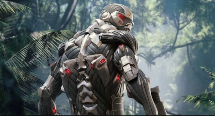 Crysis Remastered: Grafikvergleich im 8K-Trailer