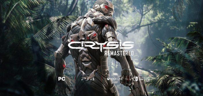 Crysis Remastered: Offenbar mehrere Titel in Arbeit – Statement von Crytek