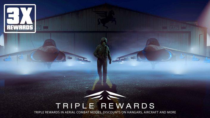 GTA 5 Online: Belohnungen für Luftkampf-Modi, GTA$-Geschenke und mehr