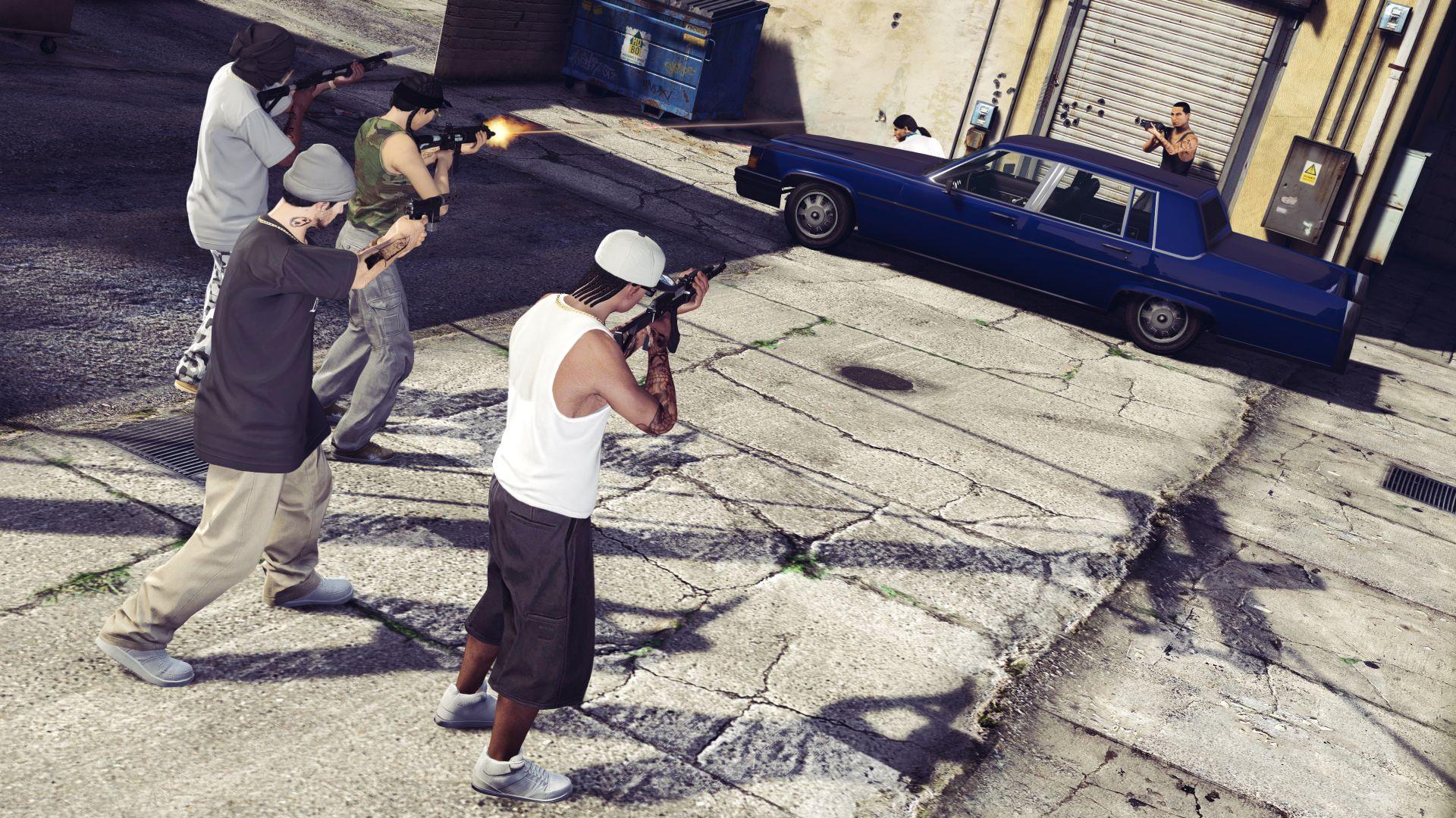 GTA 5: PS5- und XSX-Versionen könnten aktualisierte RAGE-Engine nutzen