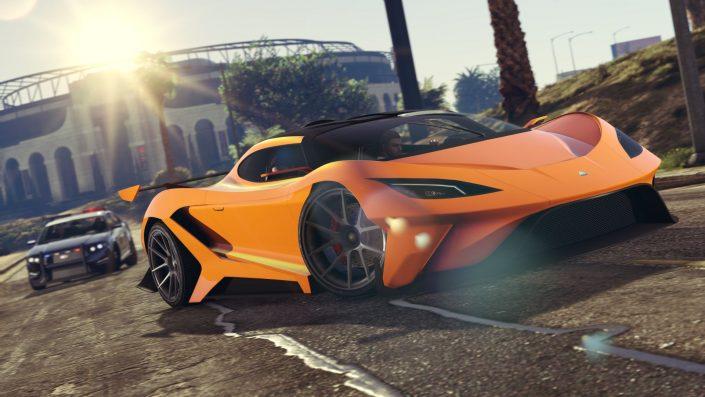 GTA Online: Neue Open-Wheel-Rennen und Boni in dieser Woche