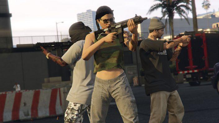 GTA Online: Doppelte Belohnungen und weitere Boni in dieser Woche