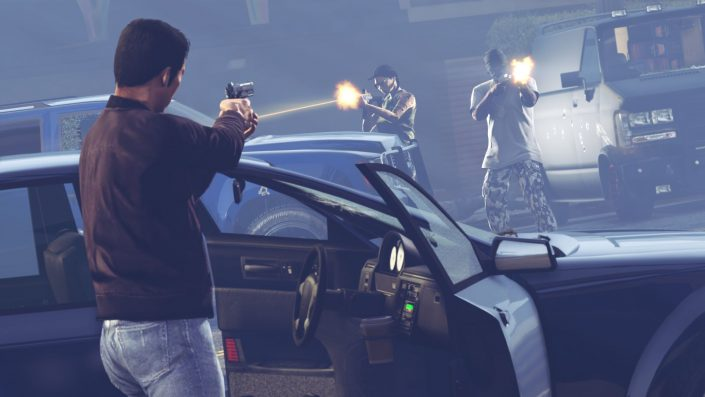 "GTA 5: Fans bauen ""The Fast and the Furious""-Trailer nach"