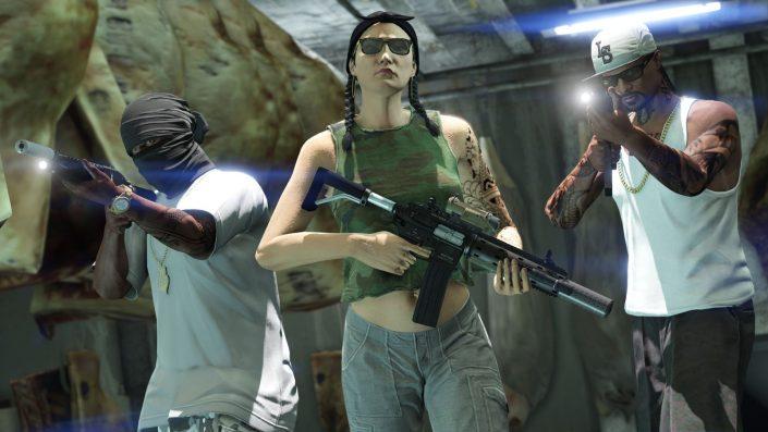 GTA 6: Erstmals in der Reihe ein weiblicher Hauptcharakter – Gerücht