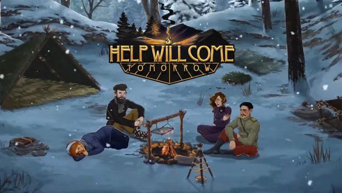 Help will Come Tomorrow: Survival-Abenteuer veröffentlicht – Frisches Gameplay zum Launch
