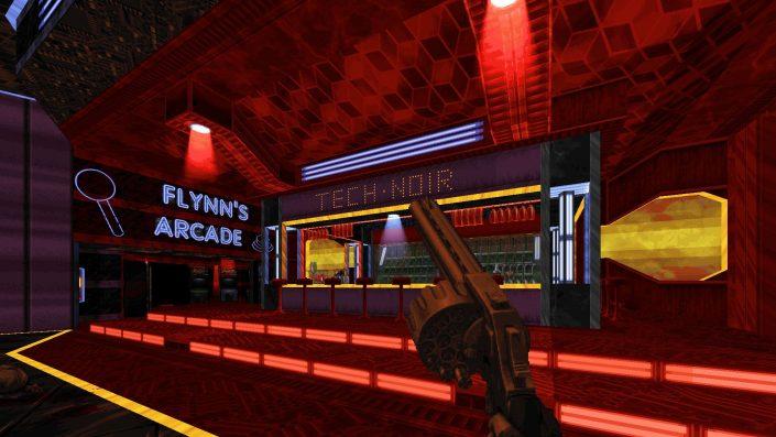 Ion Fury: Konsolen-Termin und ein Trailer zum Retro-Shooter