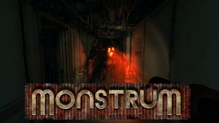 Monstrum: Survival-Horror für die Konsolen angekündigt – Termin, Trailer & Details