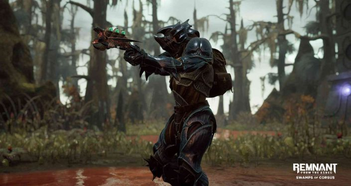 Remnant From the Ashes: Swamps of Corsus-DLC angekündigt – Details, Termine und Trailer