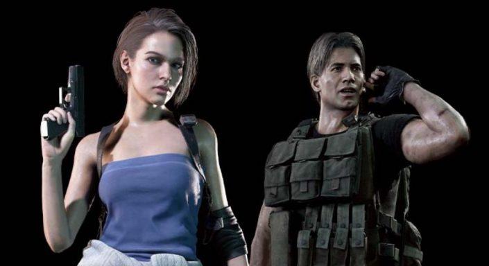 Resident Evil 3: Klassische Kostüme für Jill und Carlos als Bezahl-DLC
