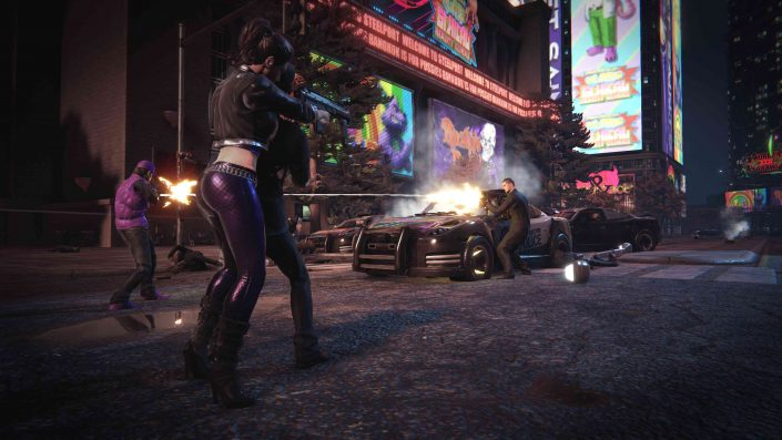 Saints Row The Third Remastered: Update behebt Speicherprobleme auf der PS4