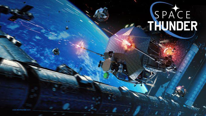War Thunder: Space Thunder – Neuer Aprilscherz-Modus vorgestellt – Trailer und Bilder