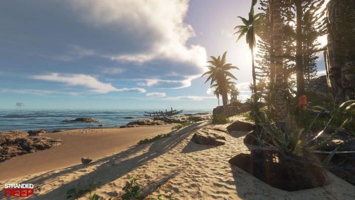 Stranded Deep: Morgen erscheint das Survival-Abenteuer auf PS4 und Xbox One