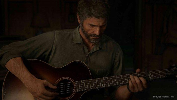 The Last of Us Part 2: Installationsgröße und Release auf zwei Blu-rays bestätigt