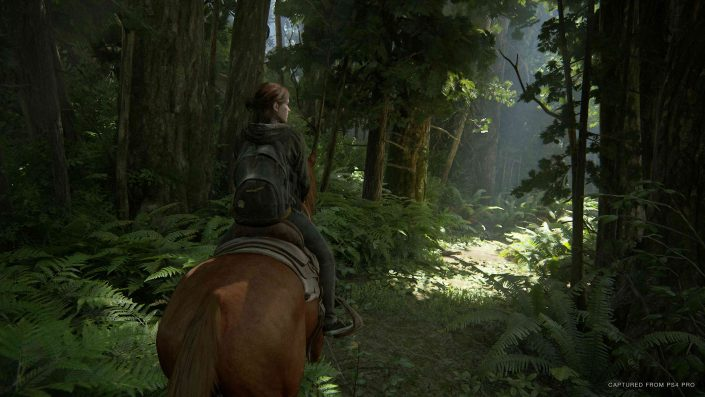 The Last of Us Part 2: Inside-Video betrachtet die Spielwelt genauer