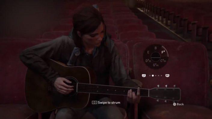 The Last of Us Part 2: Gameplay-Leaks aufgetaucht – Reiten im Schnee und Gitarrespielen