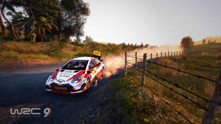 """WRC 9: Werdet mit dem """"FIA Rally Star""""-Programm zum echten Rally-Piloten"""
