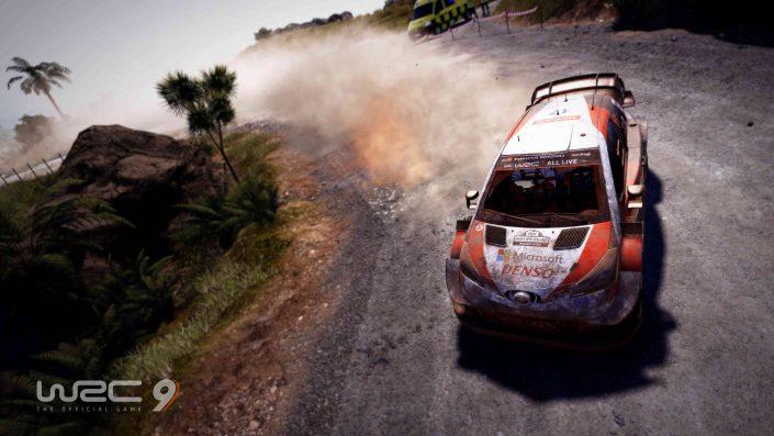 WRC 9: Mit Gameplay und technischen Details als PS5-Launch-Titel bestätigt