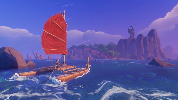Windbound: Das Survival-Rollenspiel im ausführlichen Gameplay-Video präsentiert