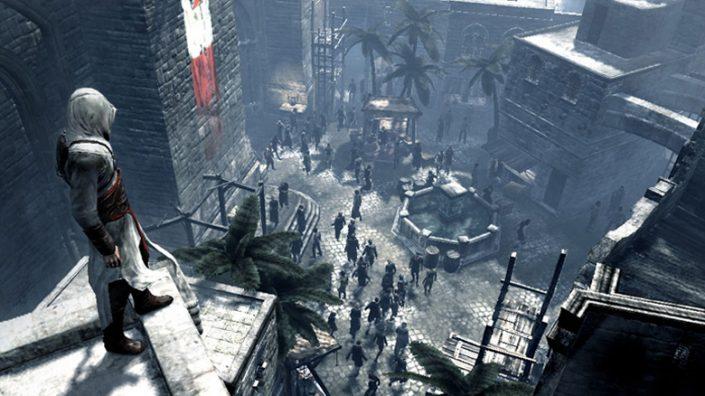 Assassin's Creed: Das Original sollte ursprünglich ohne Nebenmissionen veröffentlicht werden