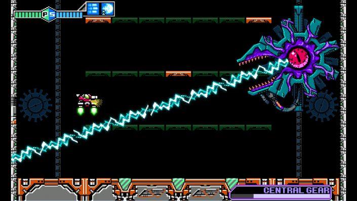 Blaster Master Zero 1 & 2: PS4-Umsetzungen mit Trailer angekündigt