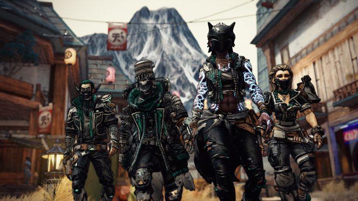 Borderlands 3: Termin für Blutgeld-Kampagnen-DLC und Hotfix veröffentlicht