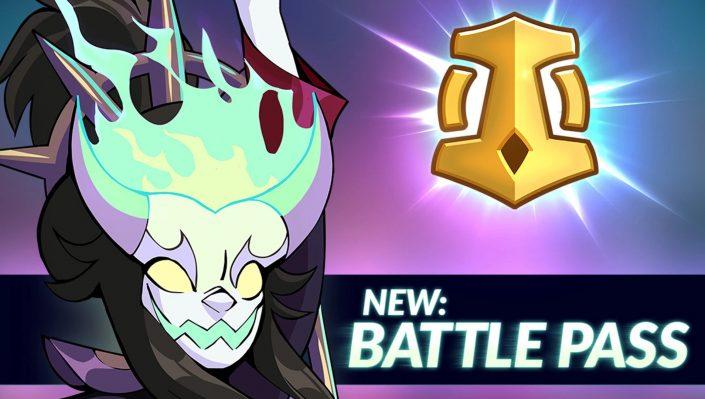 Brawlhalla: Der erste Battle Pass startet in Kürze