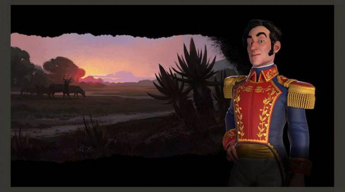 Civilization 6: Details und Video zu Simón Bolívar aus Großkolumbien