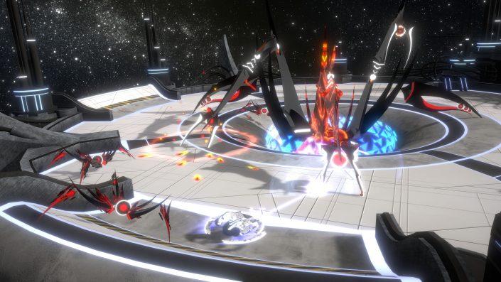 Curved Space: Twin-Stick-Weltraum-Shooter im Trailer vorgestellt
