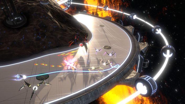 Curved Space: Release-Termin mit Trailer angekündigt