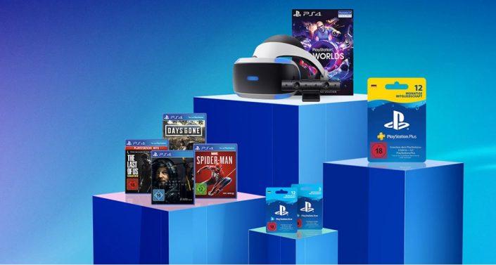 Days of Play 2020: PS Plus, reduzierte Spiele, PSVR und mehr – Angebote bis morgen verfügbar