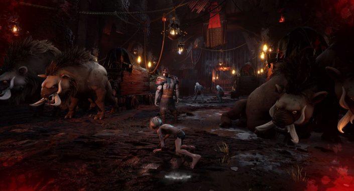 Der Herr der Ringe Gollum: Erster Teaser-Trailer und Details zu den Gameplay-Mechaniken