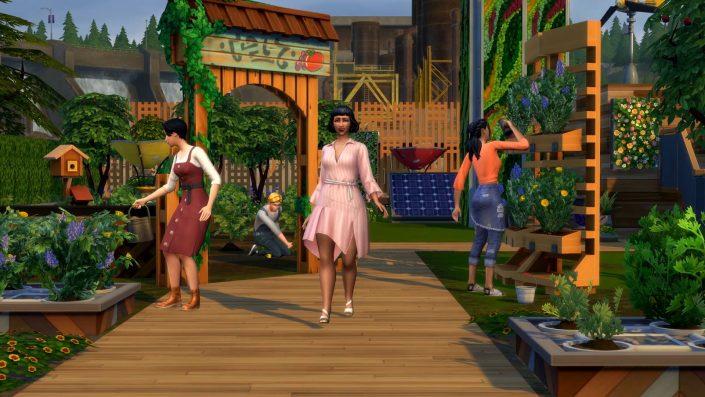"""Die Sims 4: Erweiterung """"Star Wars – Reise nach Batuu"""" angekündigt – Trailer und Details"""