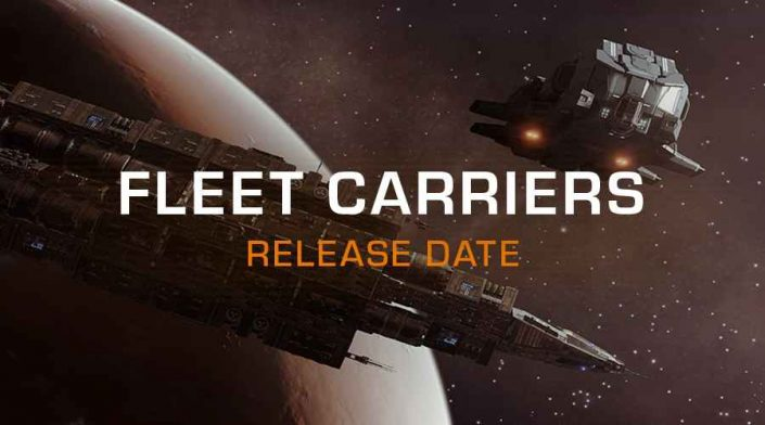 Elite Dangerous: Das Flottenträger-Update hat einen Termin