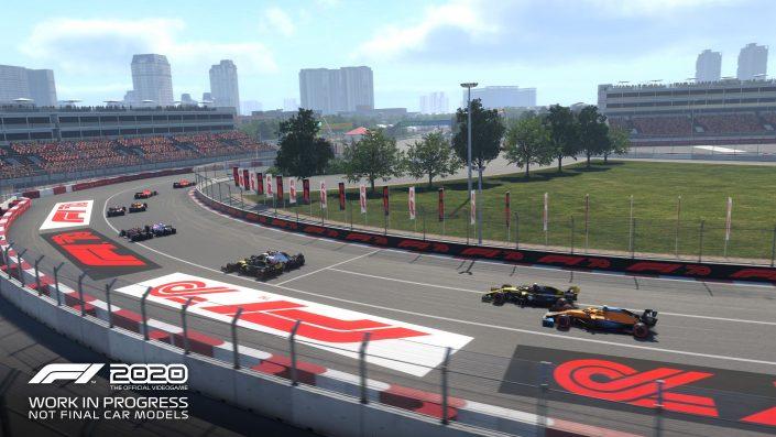 F1 2020: My Team vorgestellt – Details, Gameplay und Trailer zum Fahrer-Management-Modus