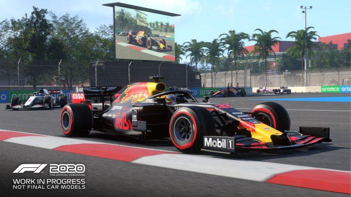 F1 2020: Neues Hot-Lap-Video präsentiert den Red Bull-Ring