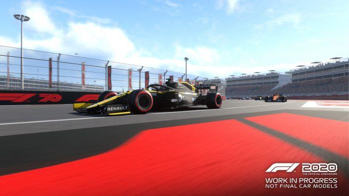 F1 2020: Launch-Trailer zum Release der Rennsimulation