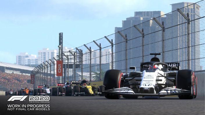 F1 2020: Schumacher-Deluxe-Edition ab sofort erhältlich