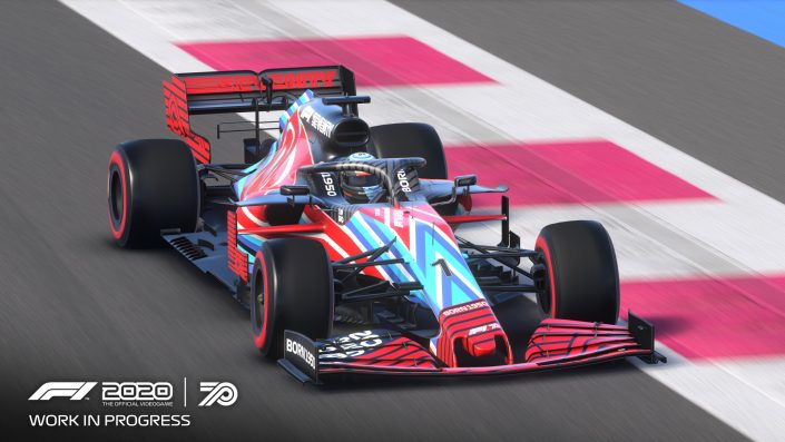 F1 2020: Neues Gameplay-Video zeigt den Straßenkurs in Baku