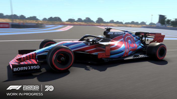 F1 2020: Hotlap auf dem Circuit de Monaco – Video mit Spielszenen